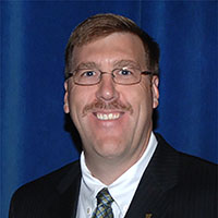 Jim Steward, Deputy Director